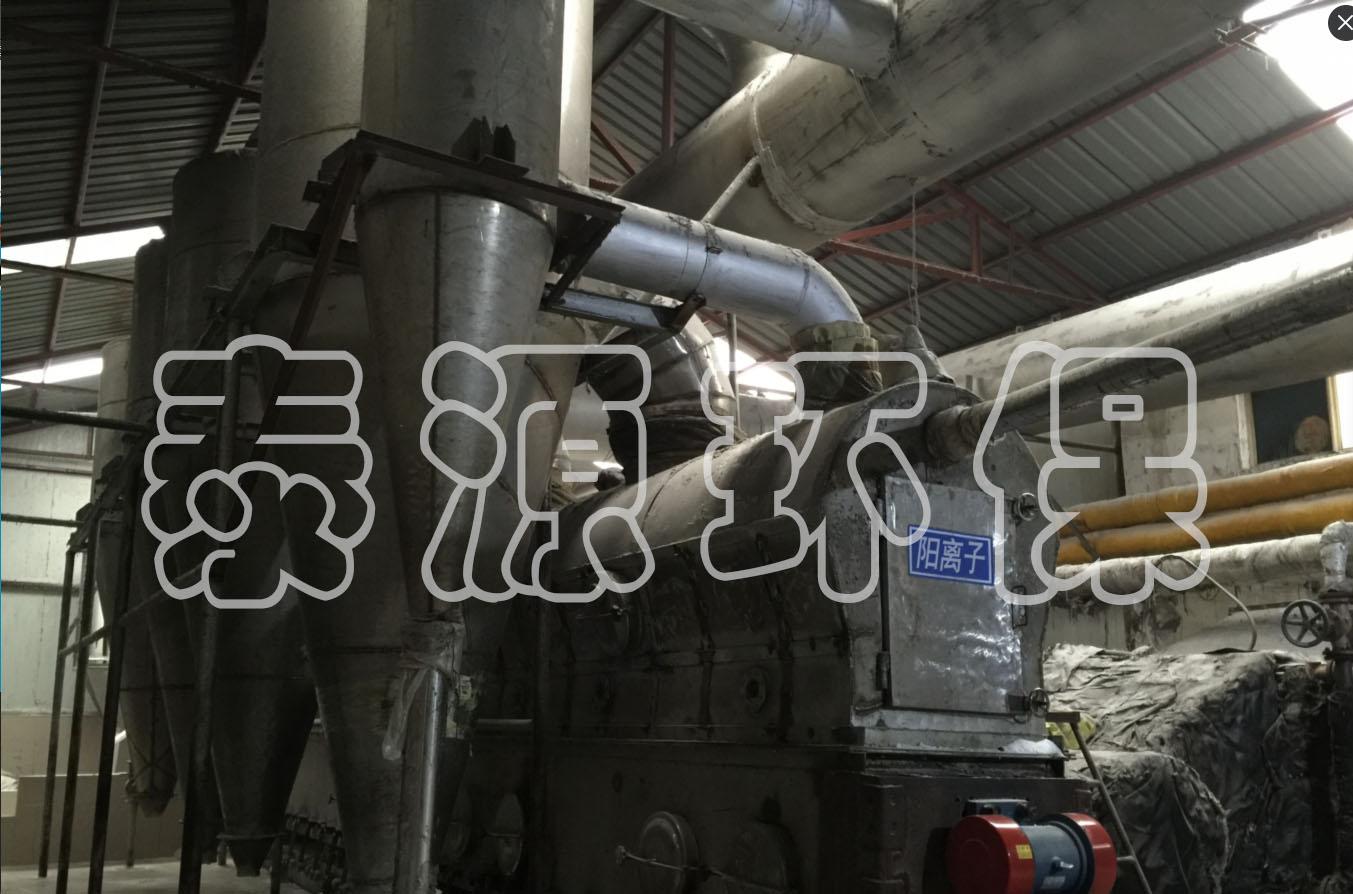 聚丙烯酰胺生产厂家厂区一角